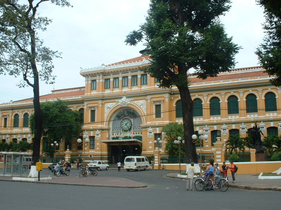 kiến trúc Đông Dương