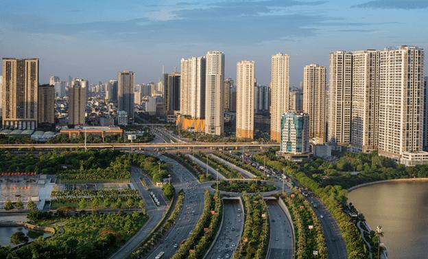 phát triển đô thị