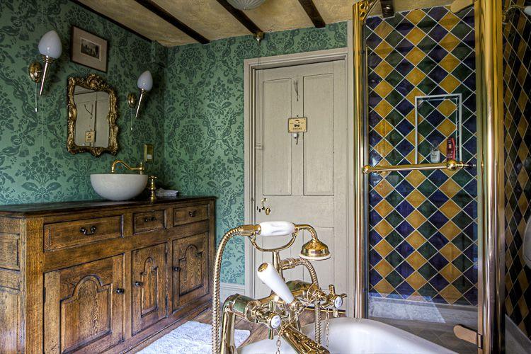 phong cách thiết kế Victorian