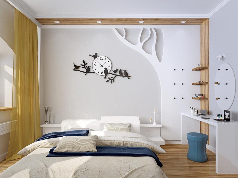 Cách decor phòng ngủ nhỏ độc đáo