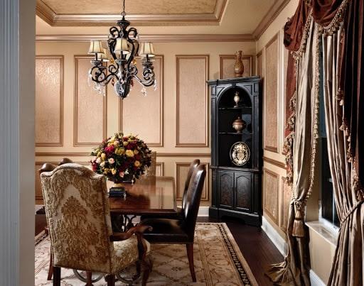 Thiết kế phòng ngủ phong cách Gothic
