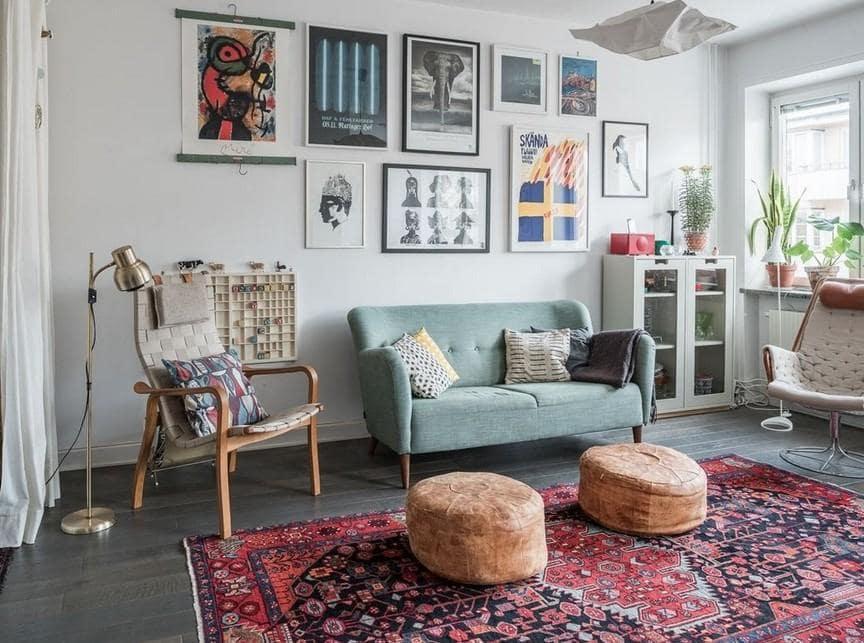 Thiết kế nội thất phong cách Vintage