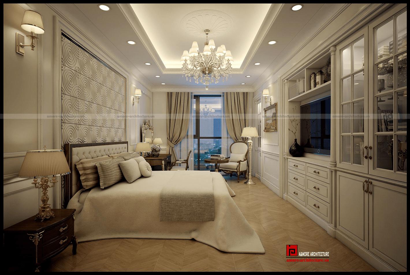 dịch vụ thiết kế nội thất chung cư