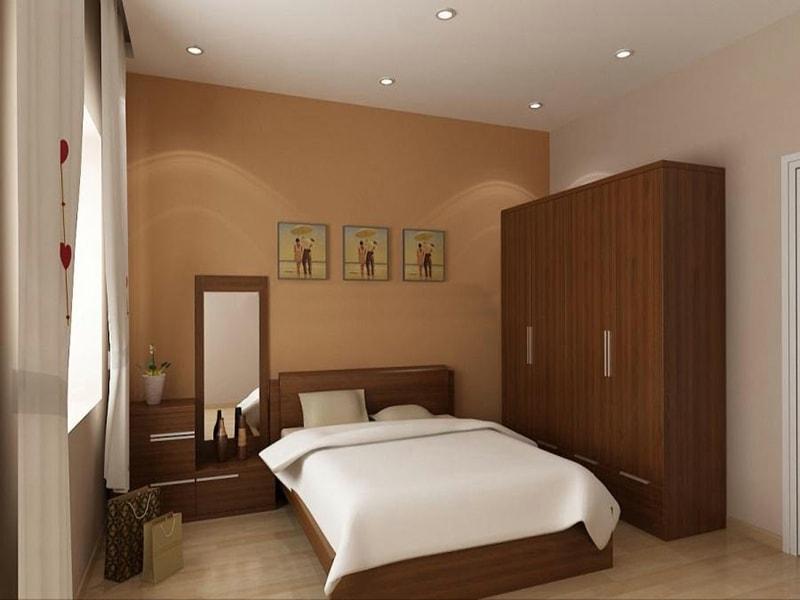 Kích thước phòng ngủ theo phong thuy