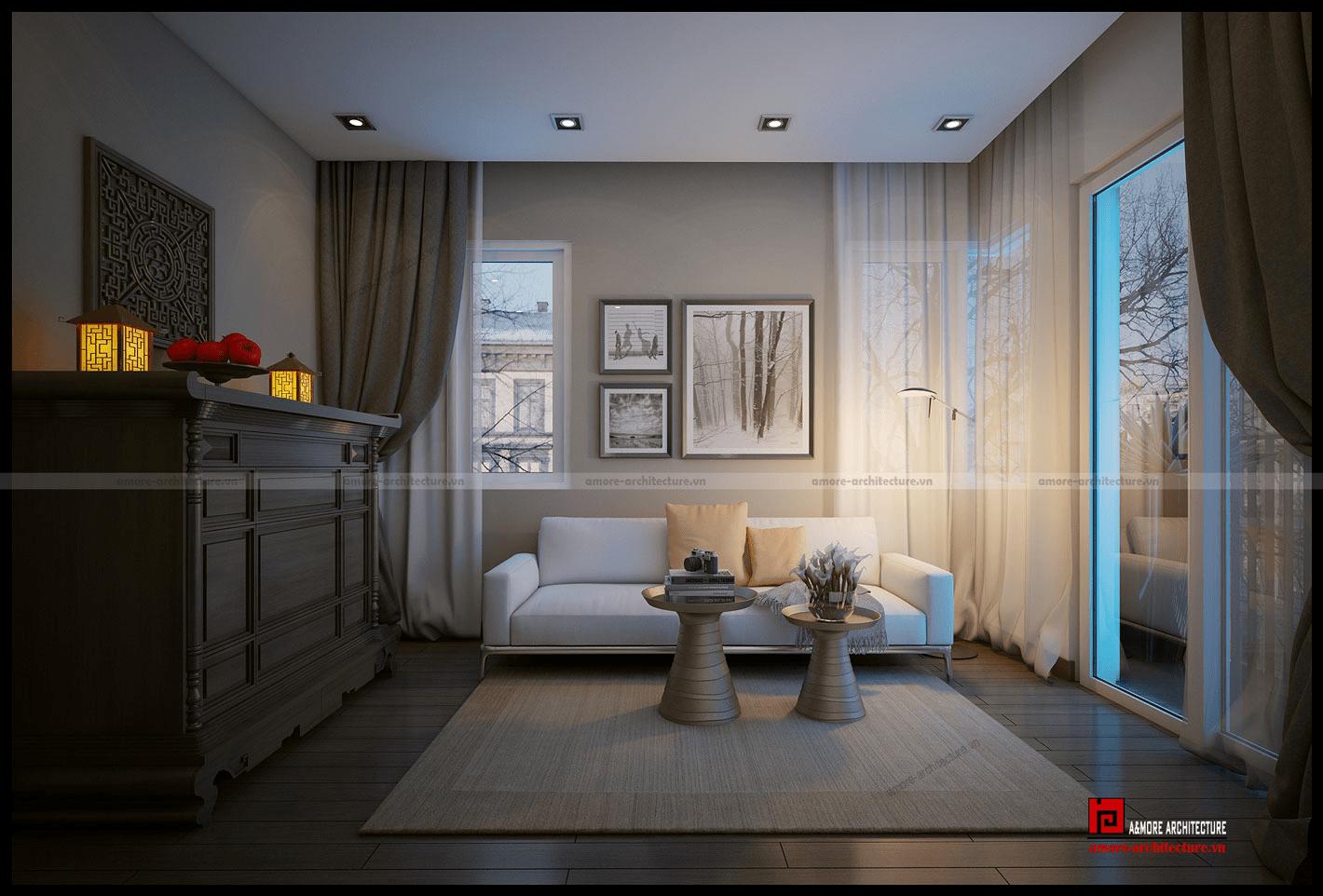 tư vấn thiết kế nội thất biệt thự