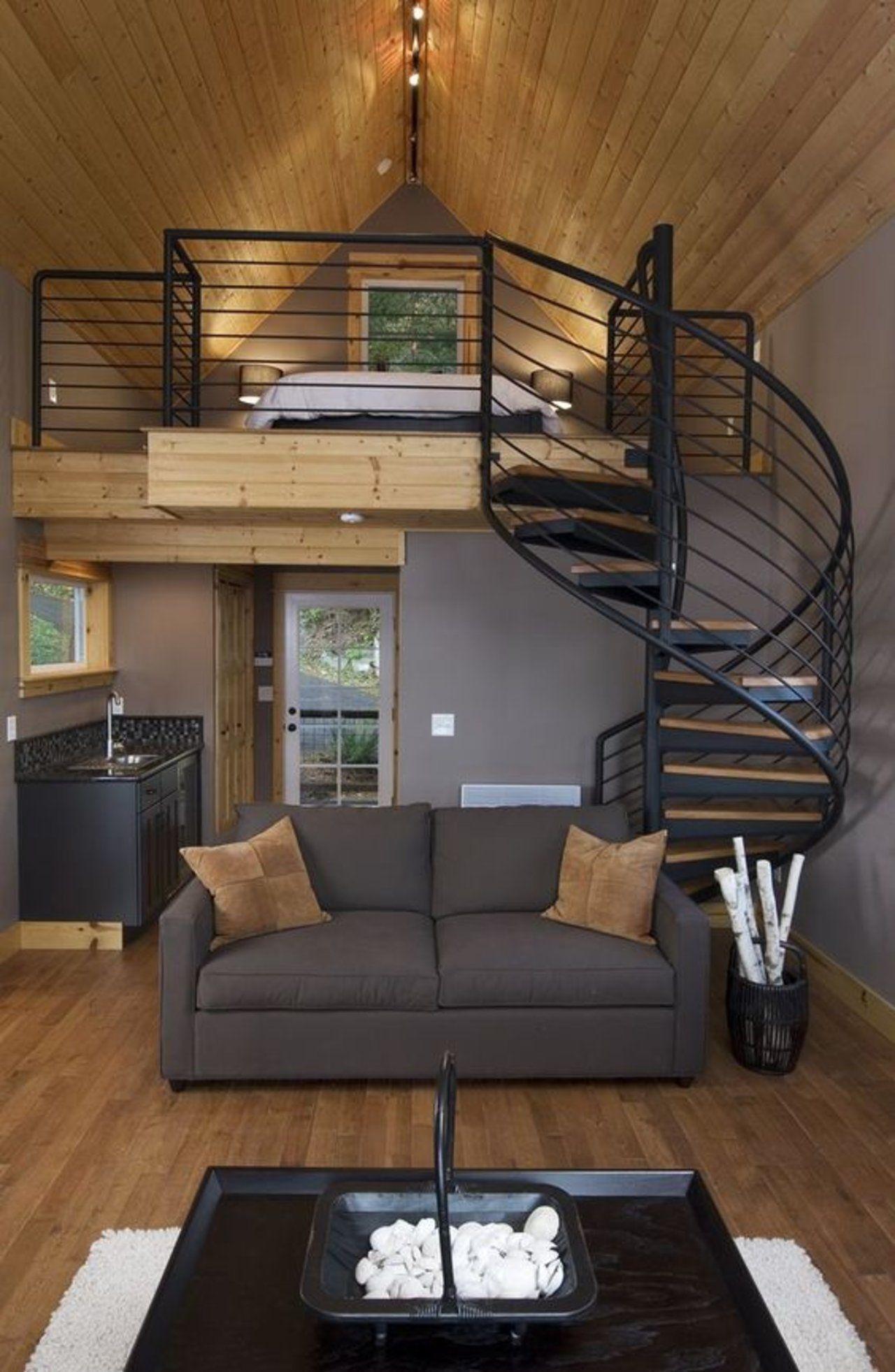 Mẫu 2: Mẫu thiết kế phòng khách nhà ống 5m