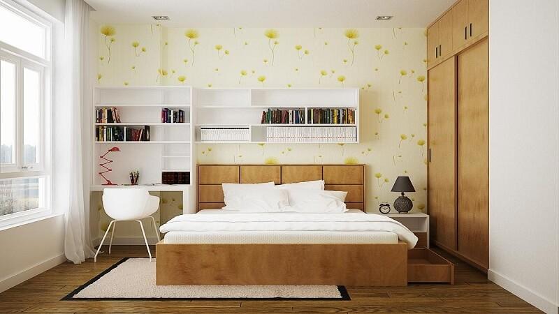Phòng ngủ 15m2