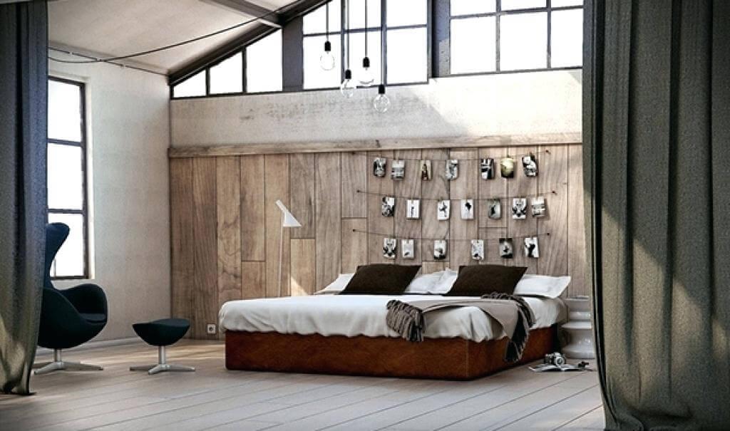 bố trí Phòng ngủ 15m2