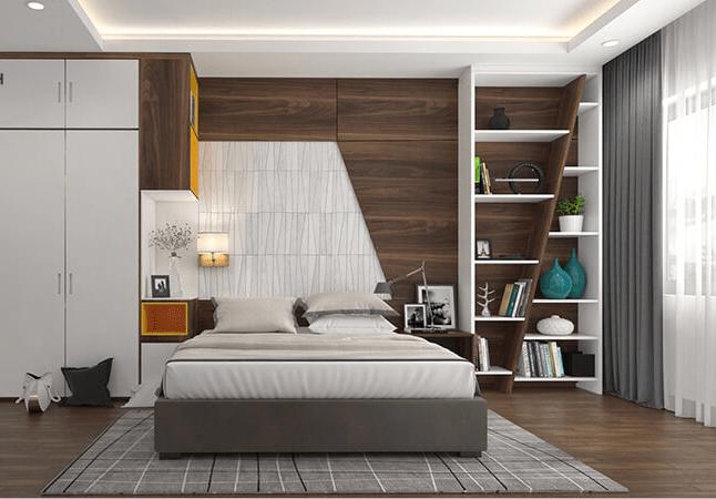 cách thiết kế phòng ngủ 20m2