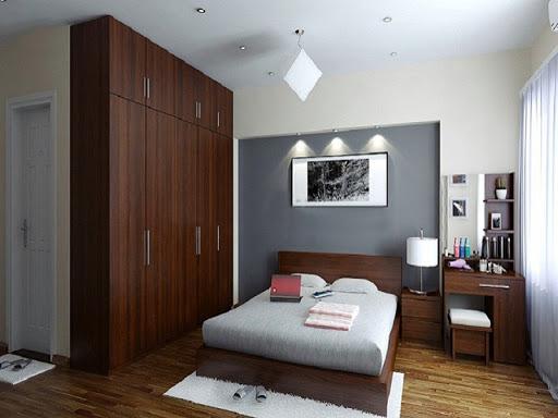phòng ngủ 9m2