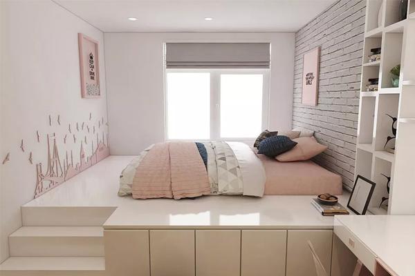 thiết kế phòng 9m2