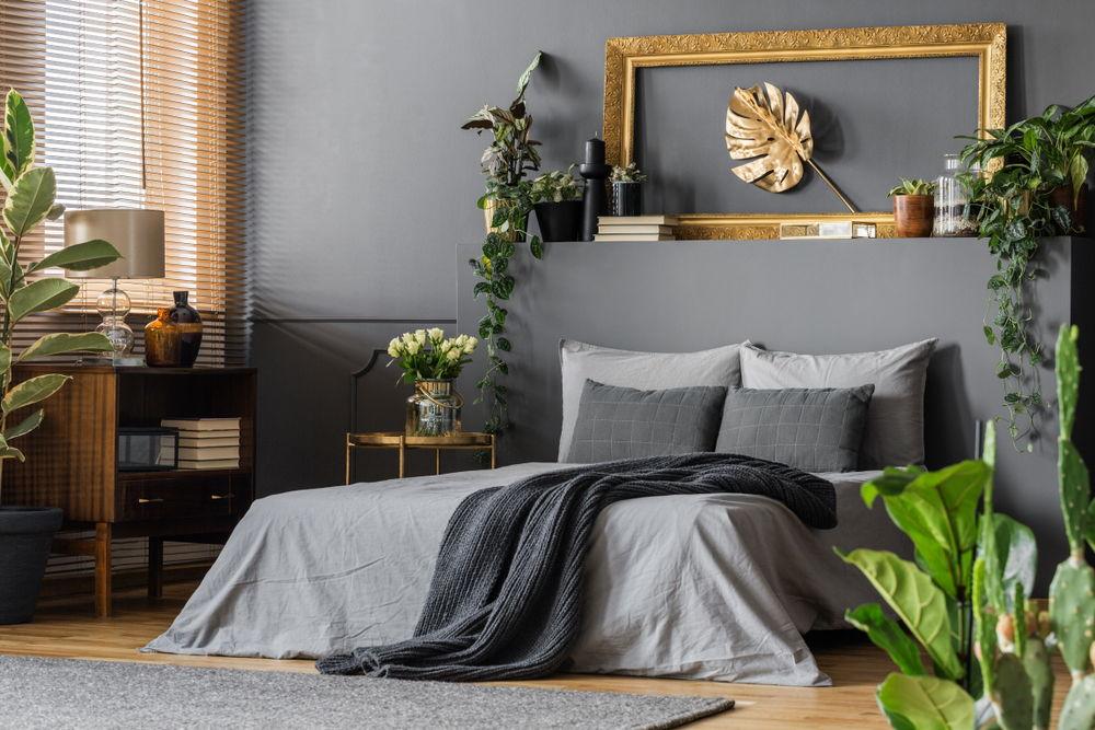 thiết kế và trang trí phòng ngủ đẹp
