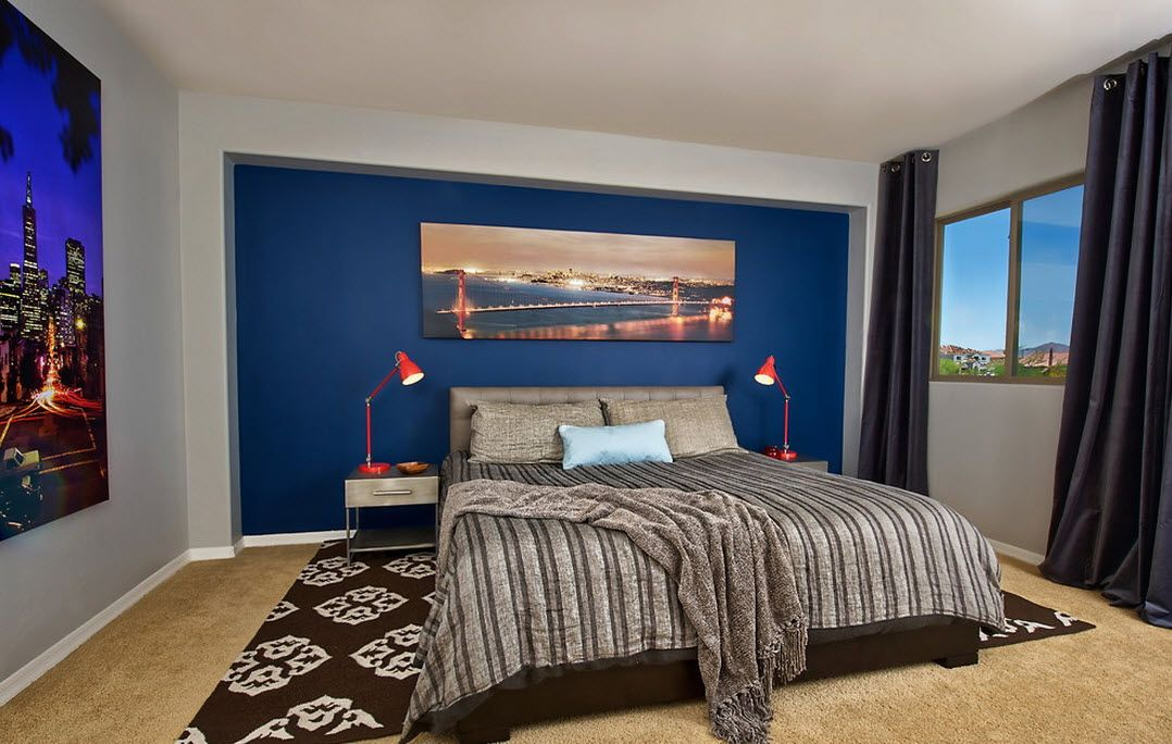Thiết kế phòng ngủ nam