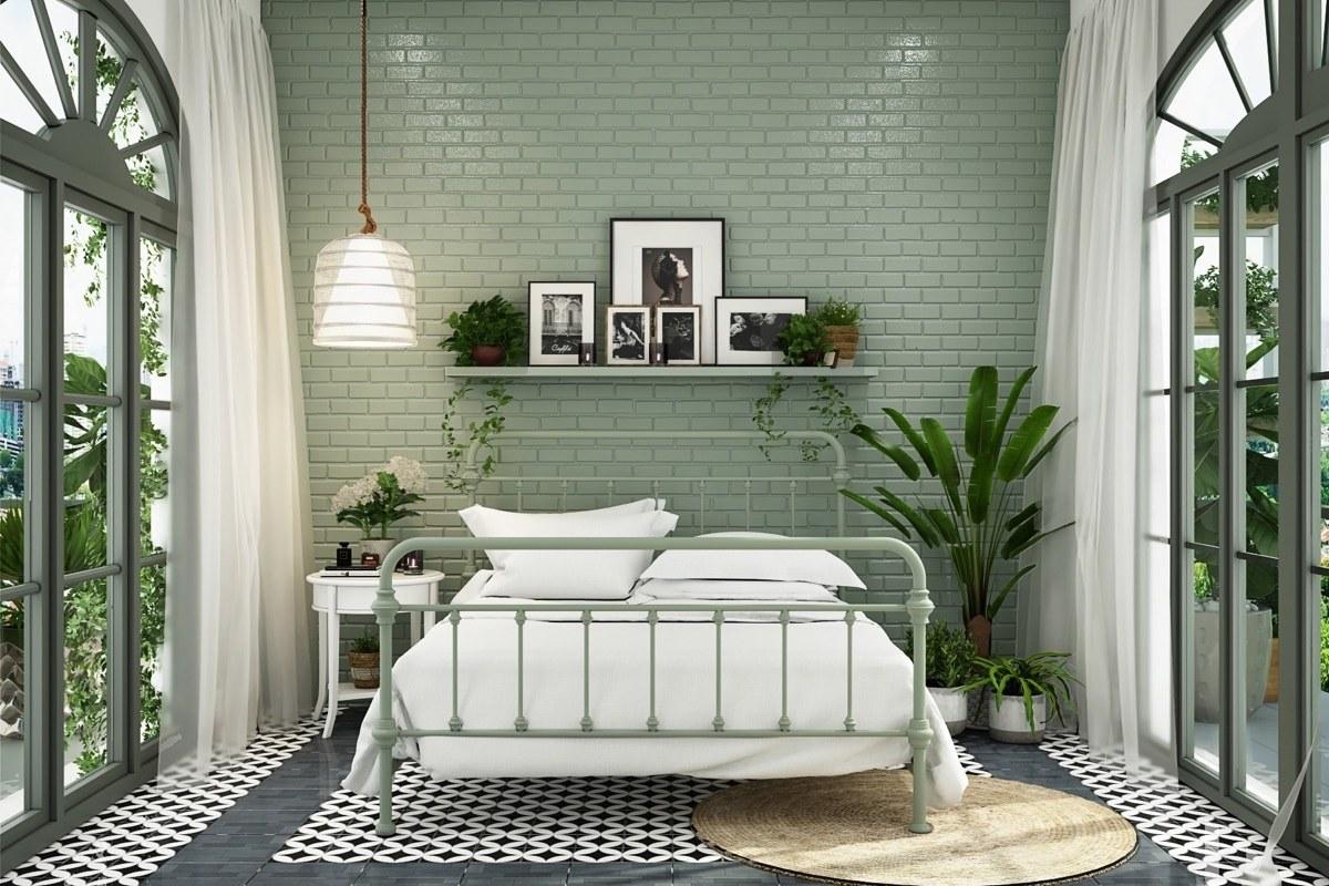 Mẫu decor phòng ngủ