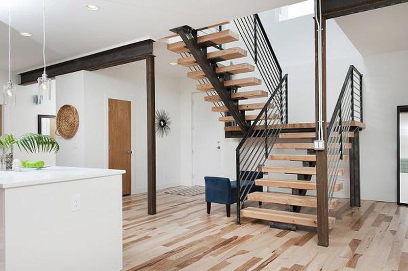 vị trí đặt cầu thang trong nhà
