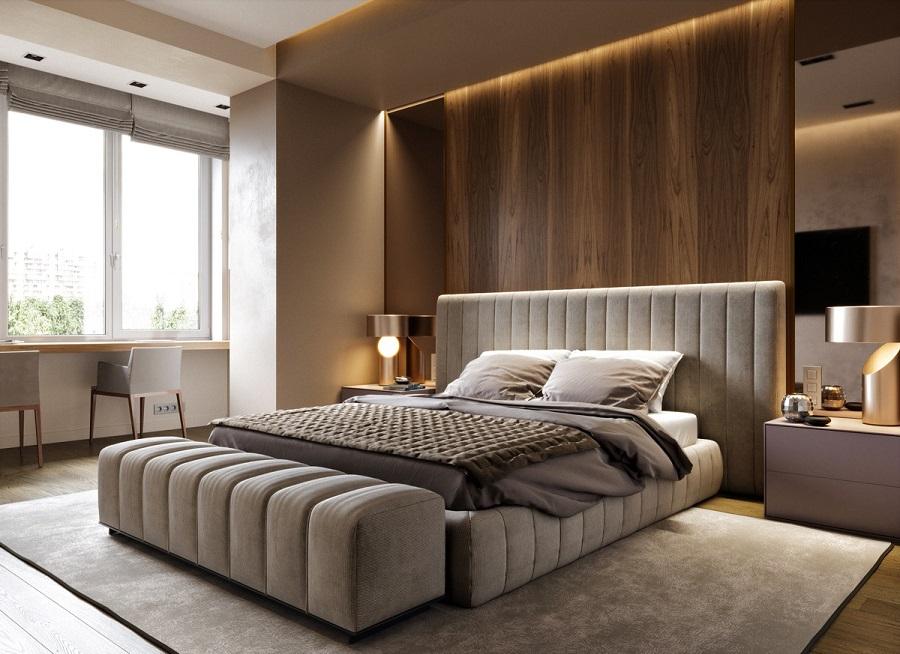 cách kê giường ngủ
