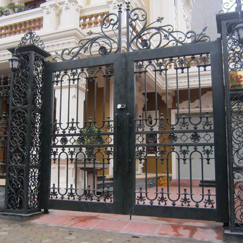 kích thước cổng nhà theo phong thủy