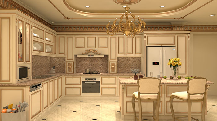 nội thất phòng ăn đẹp