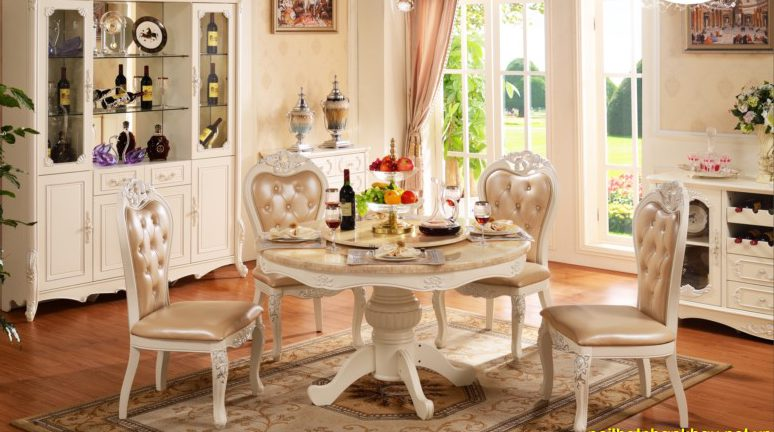 mẫu nội thất phòng ăn