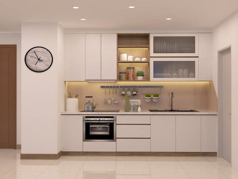 nhà bếp 15m2