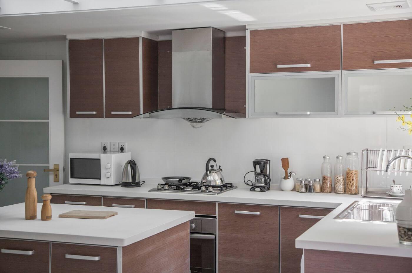 phòng bếp nhà cấp 4