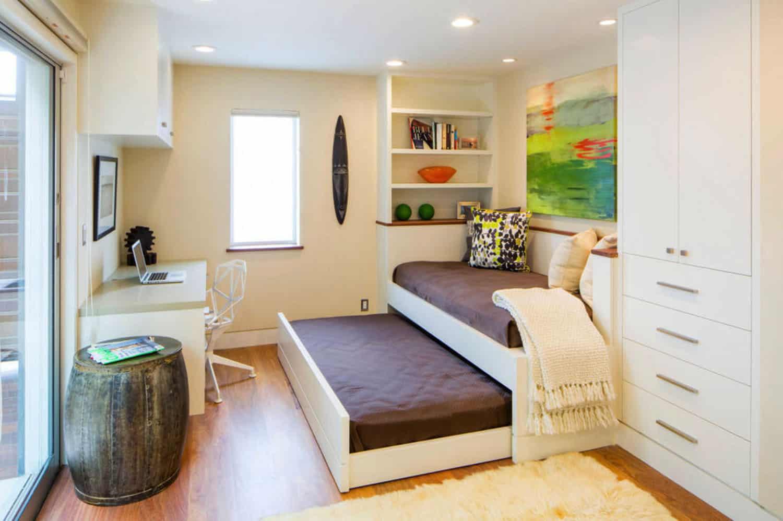 phòng ngủ nhỏ 10m2