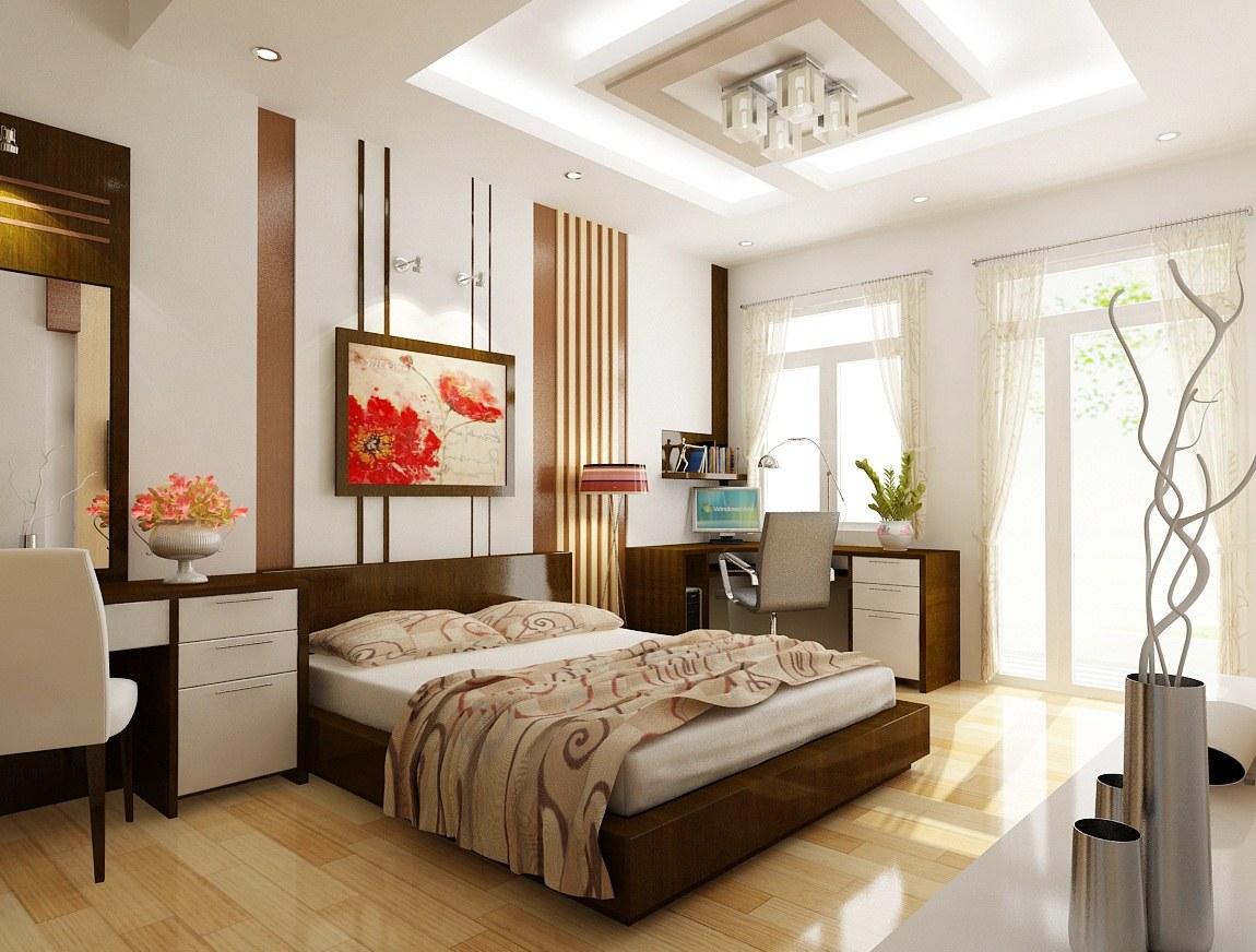 Phòng ngủ rộng thoáng