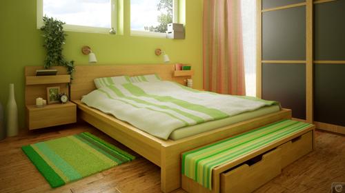 Mẫu thiết kế phòng ngủ