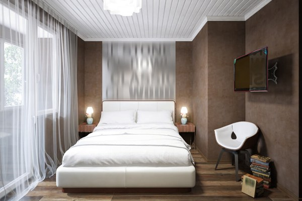 phòng ngủ nhỏ 6m2