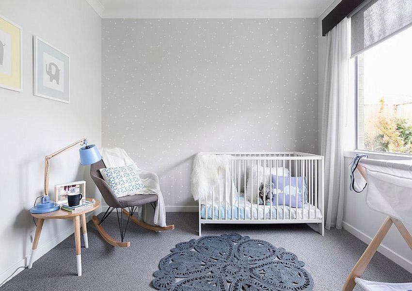 phòng cho bé sơ sinh