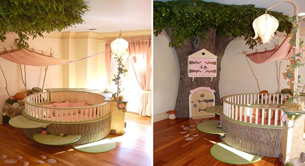 phòng ngủ của bé sơ sinh
