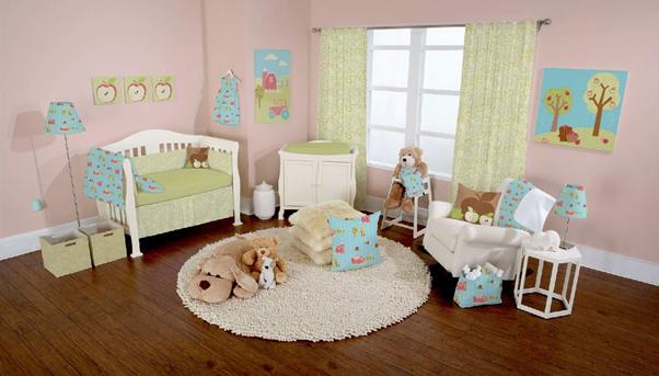 phòng bé sơ sinh
