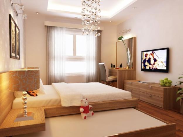 Thiết kế phòng ngủ cho các cô nàng độc thân