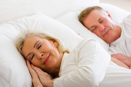 Giấc ngủ của người già