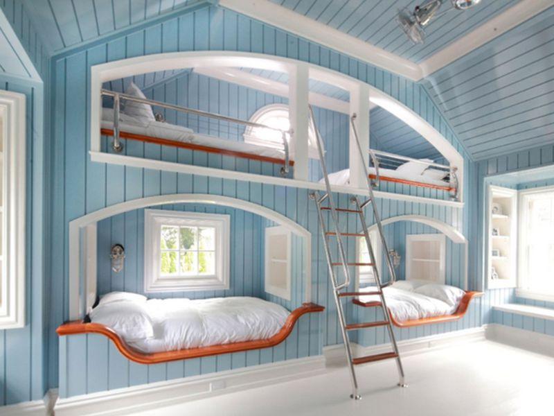 thiết kế phòng ngủ có gác lửng