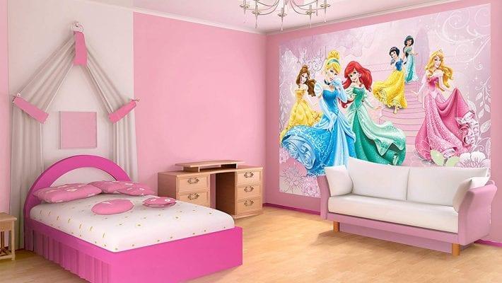 trang trí phòng ngủ giống hàn quốc