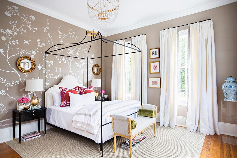 thiết kế phòng ngủ theo kiểu hàn quốc