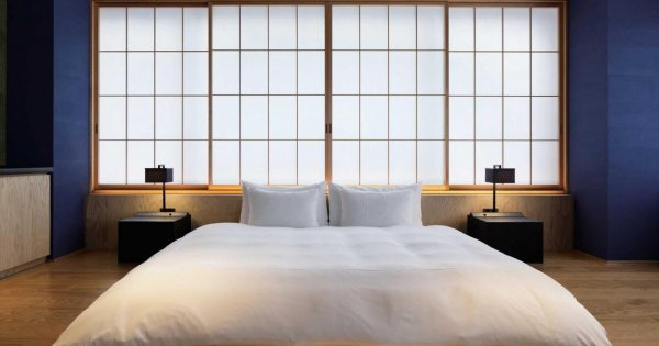 cách sắp xếp phòng ngủ kiểu nhật