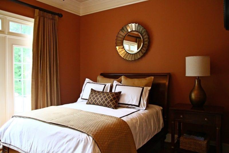 sơn phòng ngủ màu gì
