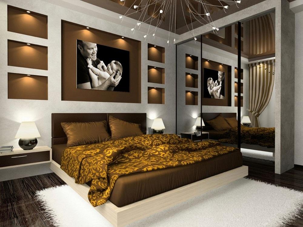 nên sơn màu nào phòng ngủ