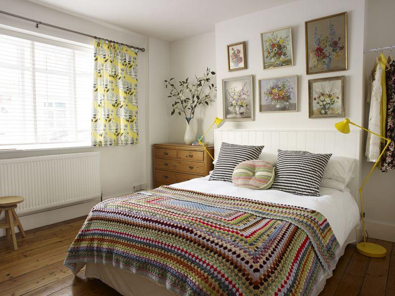 Phòng ngủ vintage