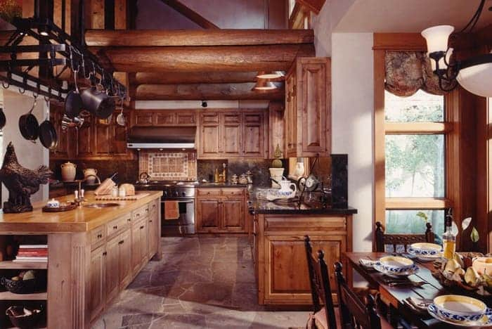 sắp xếp nhà bếp