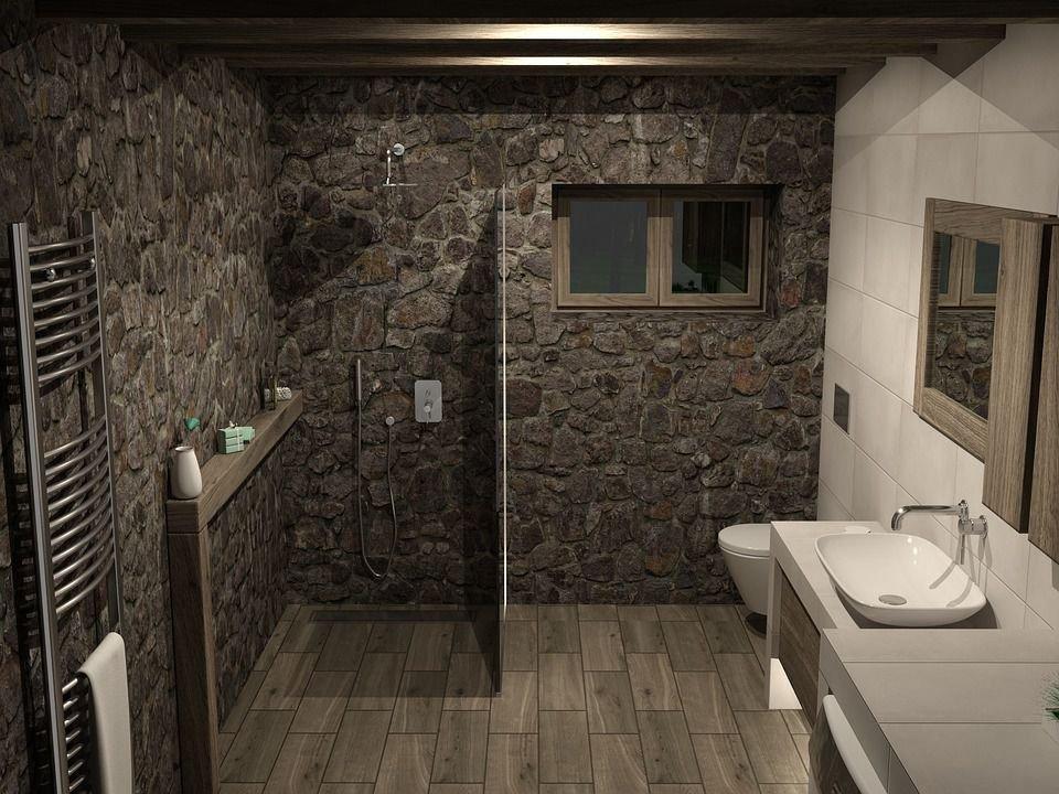 sắp xếp nhà vệ sinh