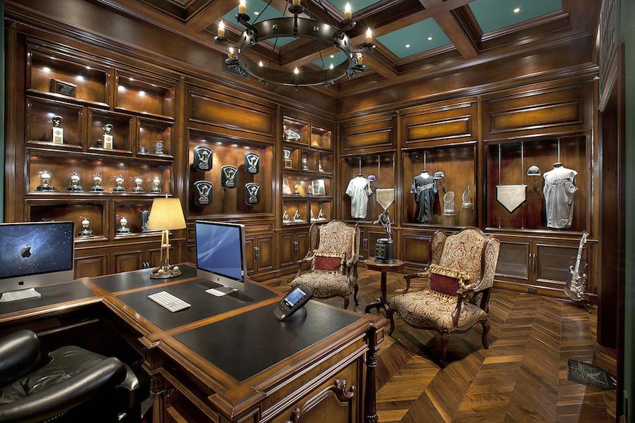 thiết kế văn phòng cá nhân