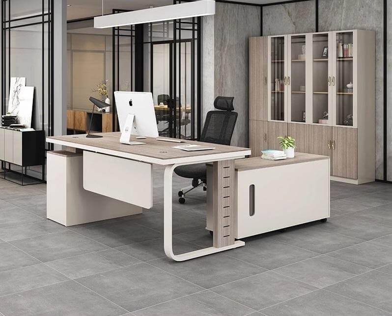 phòng làm việc cá nhân được thiết kế đẹp