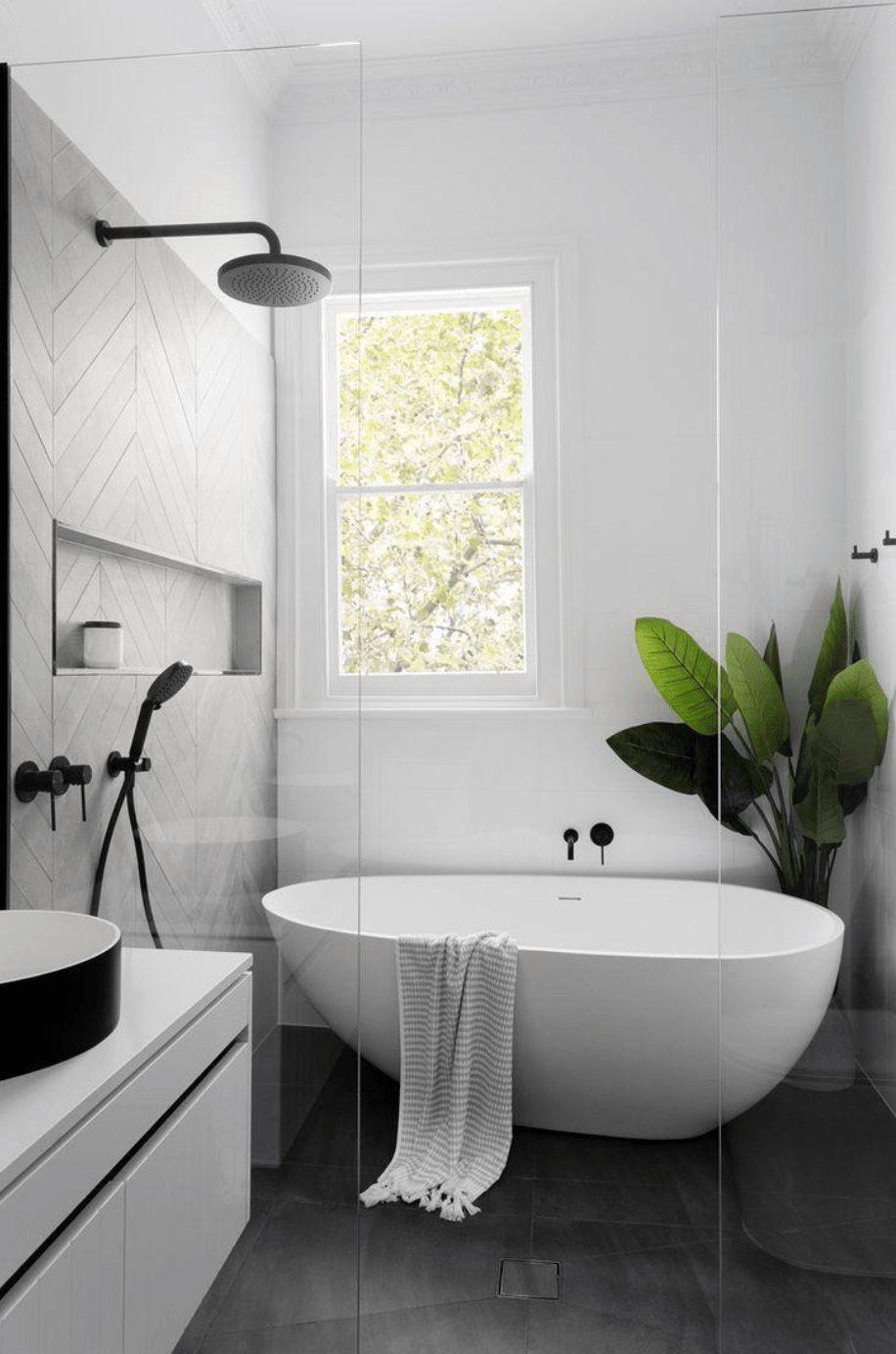 Thiết kế phòng tắm 10m2 đẹp