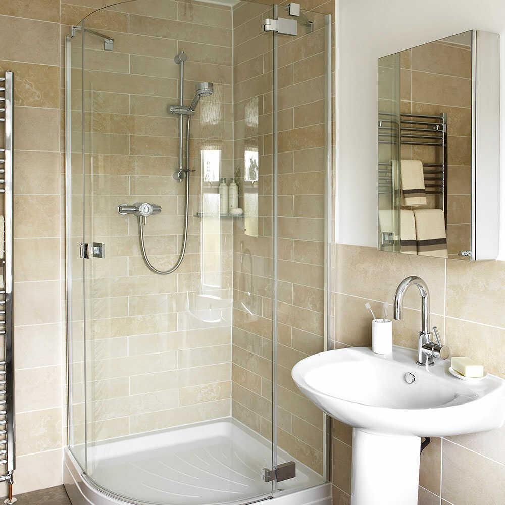 thiết kế phòng tắm hẹp