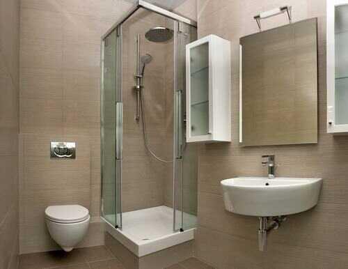 mẫu thiết kế phòng tắm 4m2