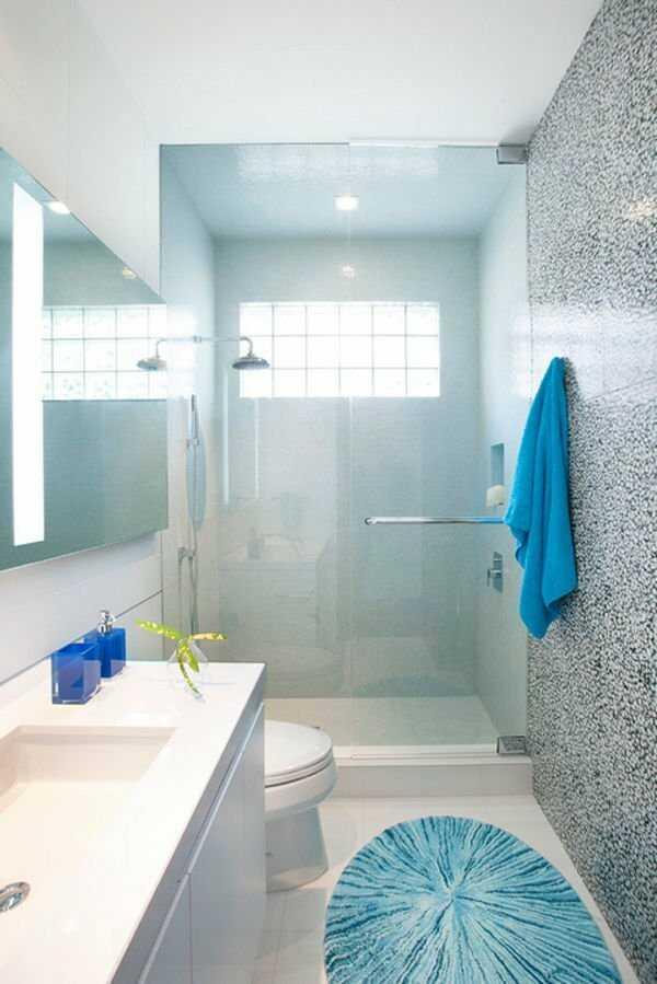 Thiết kế phòng tắm sáng tạo