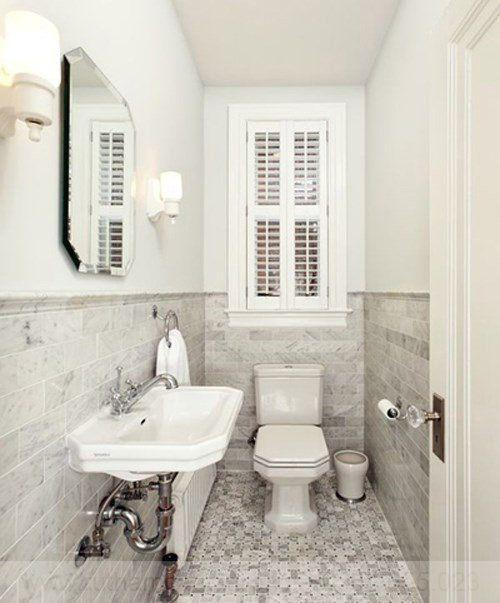 thiết kế phòng tắm nhỏ hiện đại